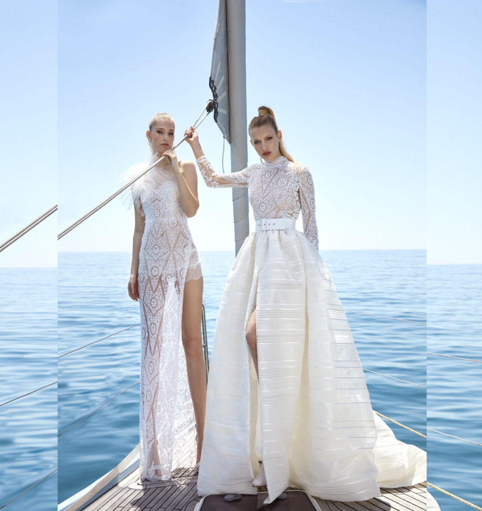 Discover The New Collection Of Bridal And Evening Dresses Yolancris