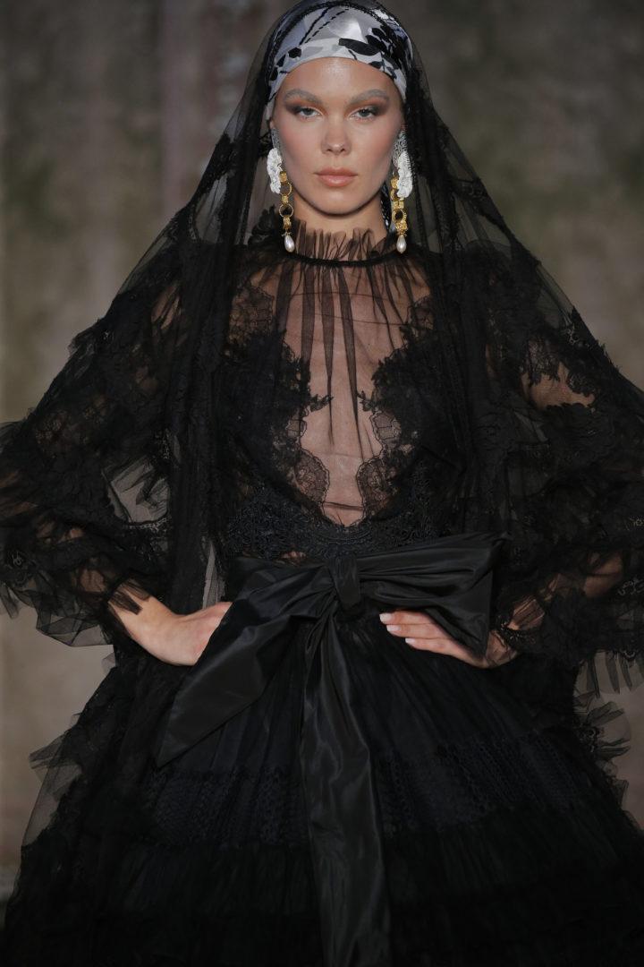 Yolancris FW19 Couture Nefrita