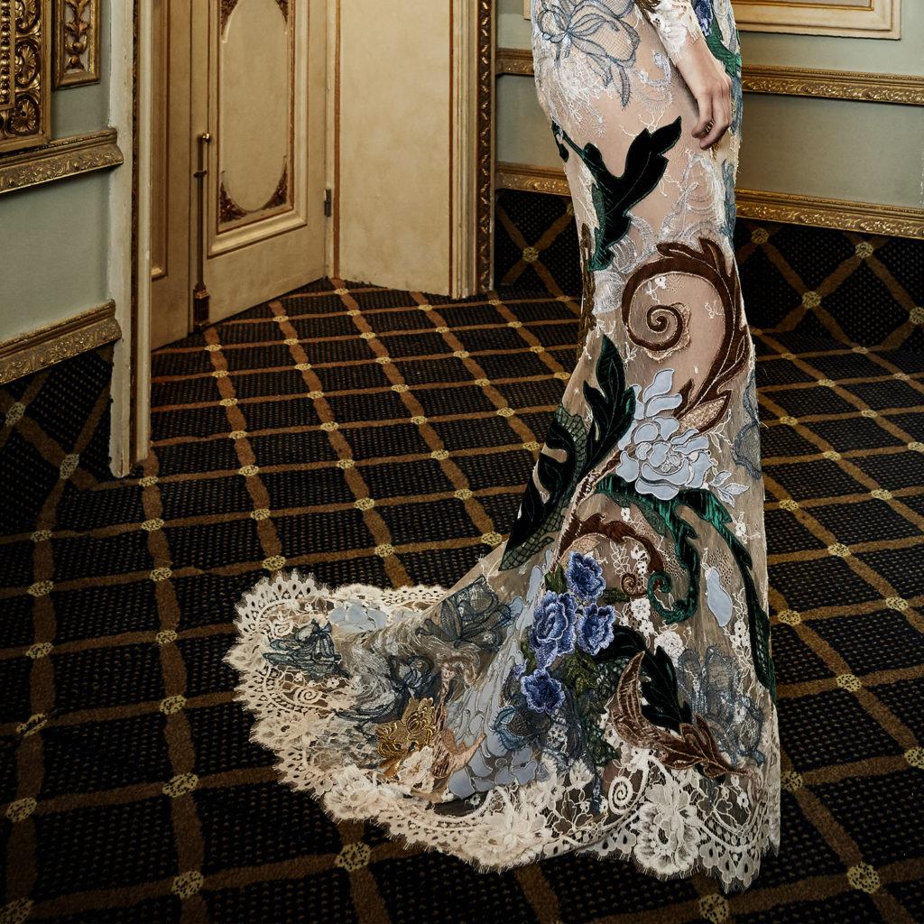 eveningwear yolancris fw19 details