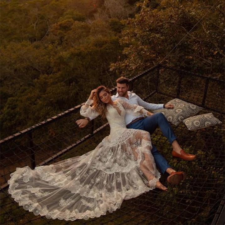 noiva yolancris casamento flavia viana