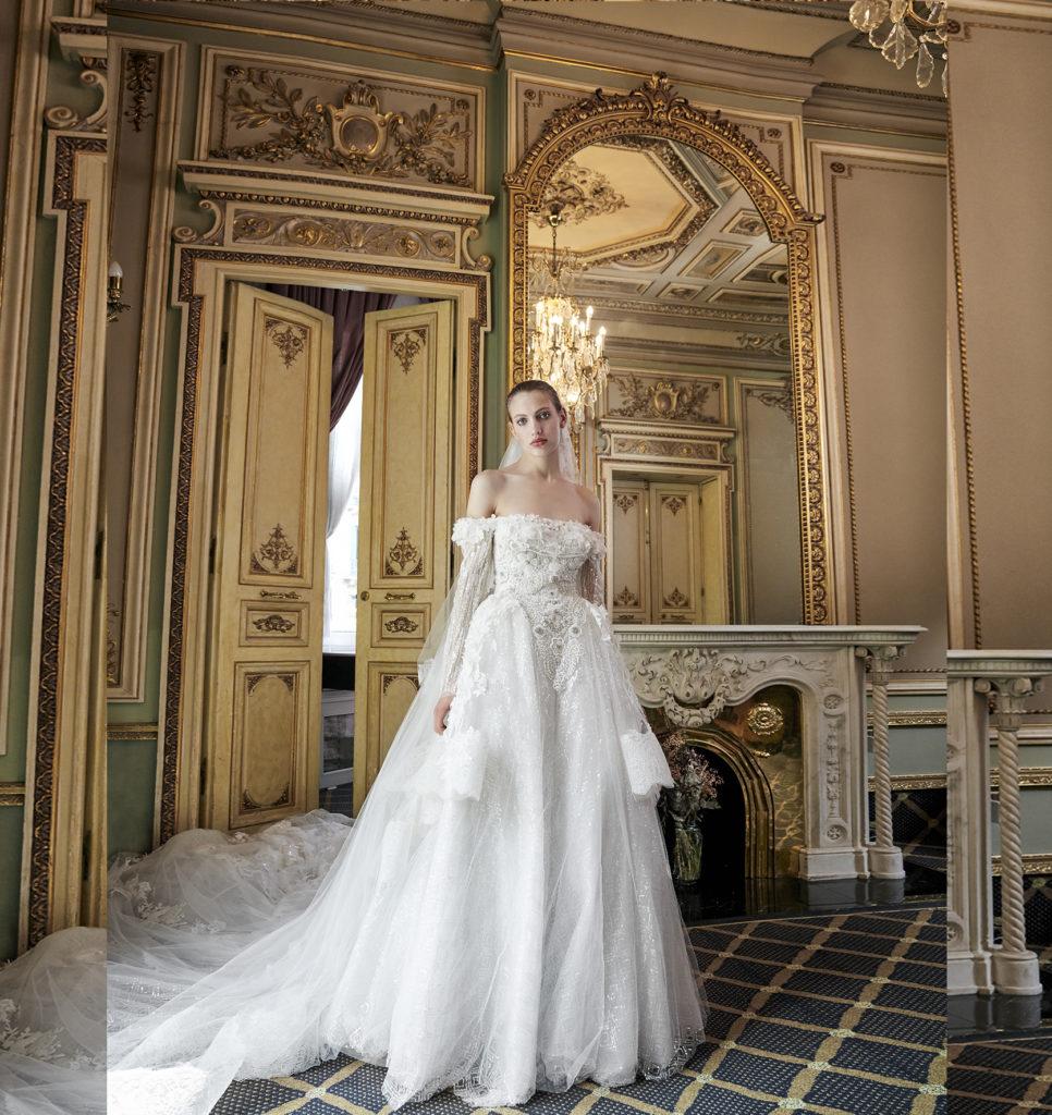 yolancris couture bride 2020