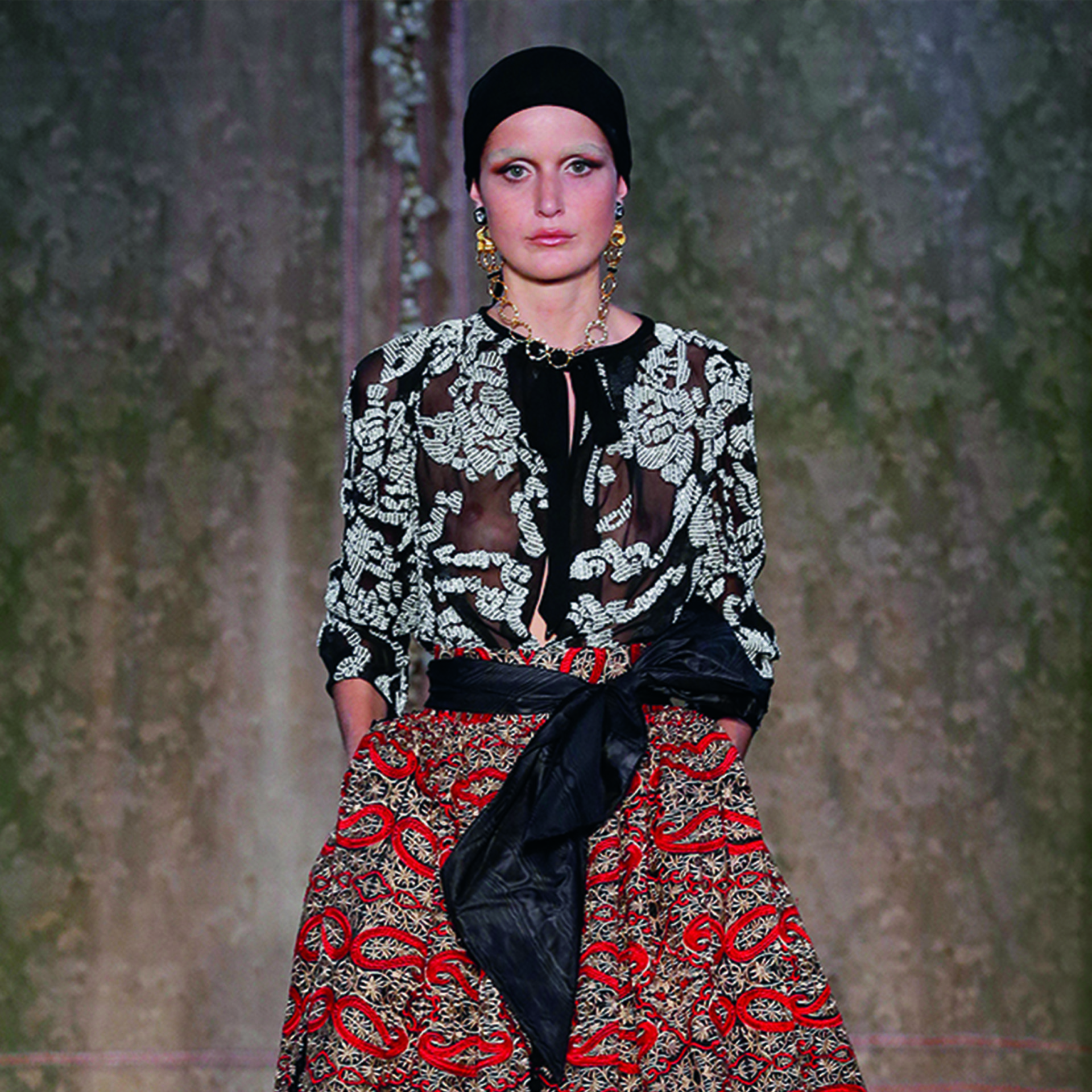 fw19 couture yolancris barcelona paris