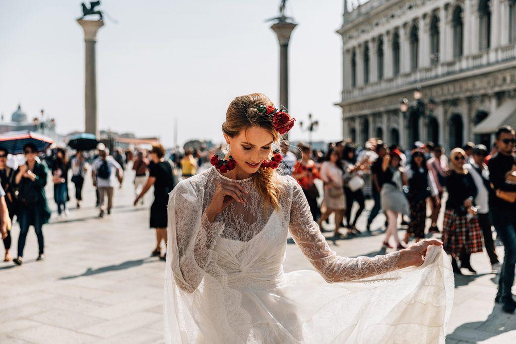 sposa italia venecia