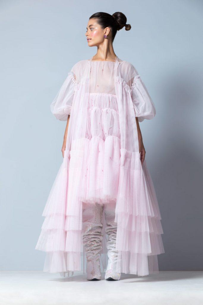 pink dress princess