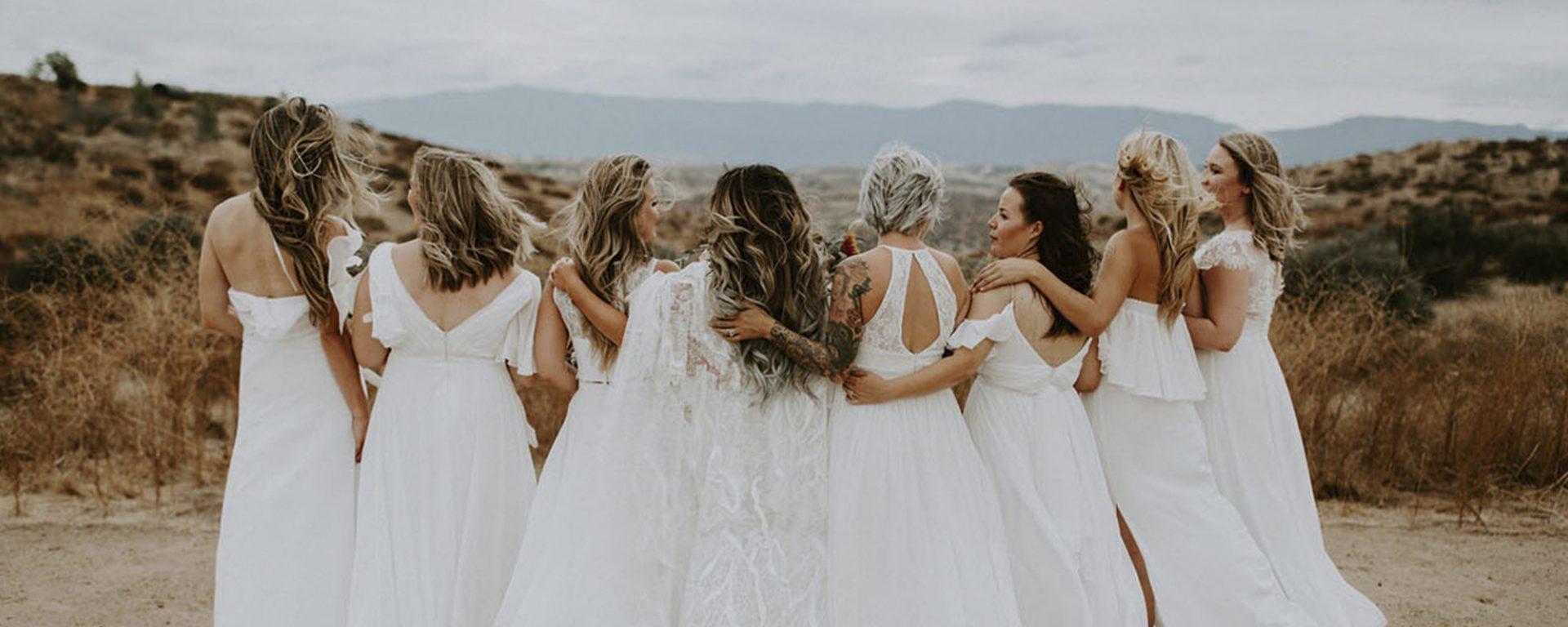vestidos boda estilo boho