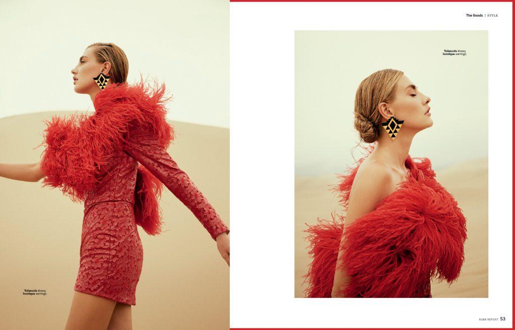 vestido para fiesta rojo corto robb report singapore