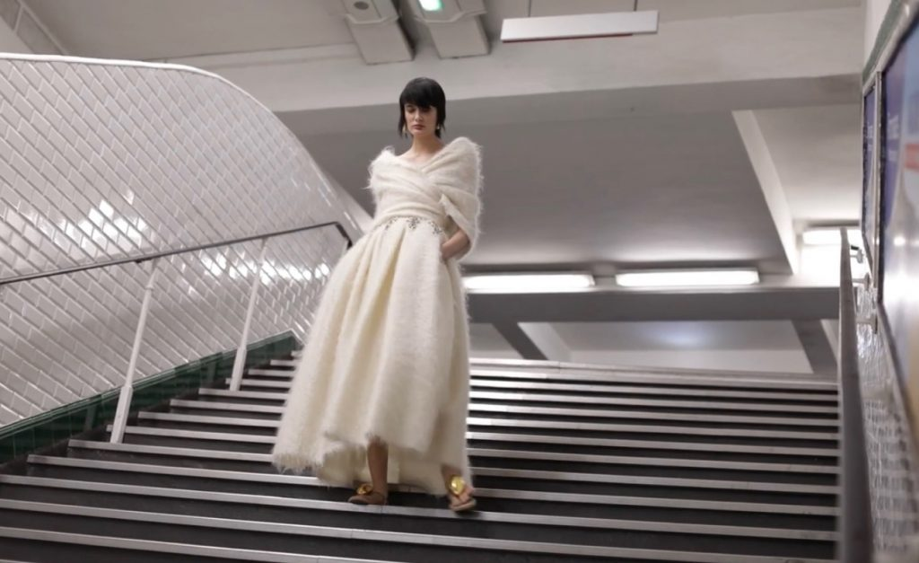haute couture fashion week 2020 Christophe Josse