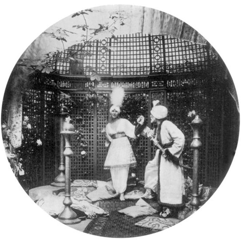 paul poiret orientalism art deco