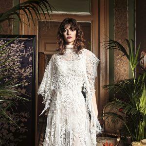 vestido de novia boho barato