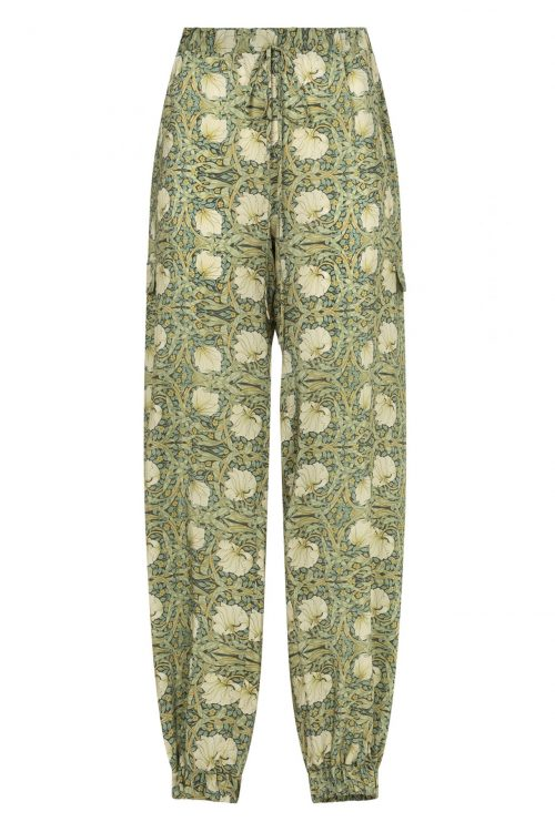 pantalon chandal mujer flores
